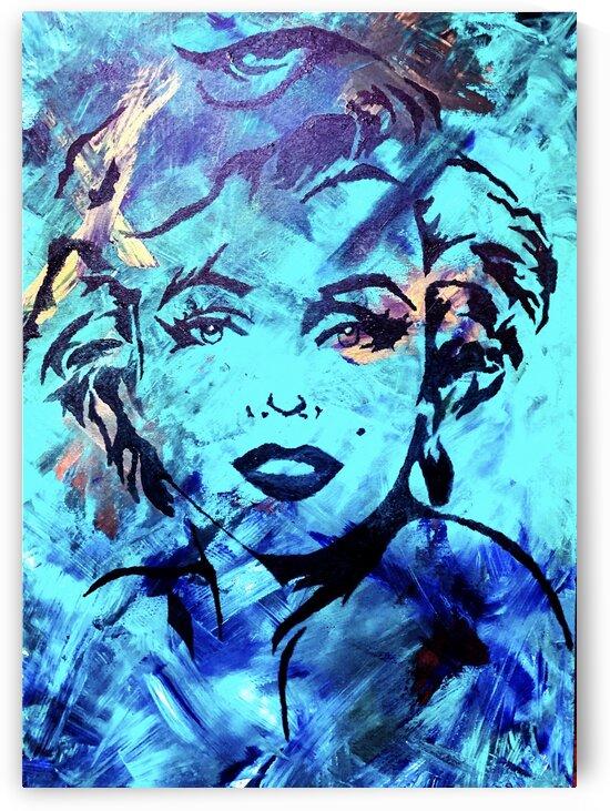Ms. Marilyn  by Darnell Clayton