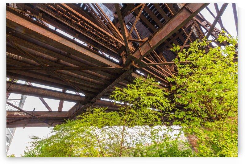 Train Bridge  ap 2876 by Artistic Photography