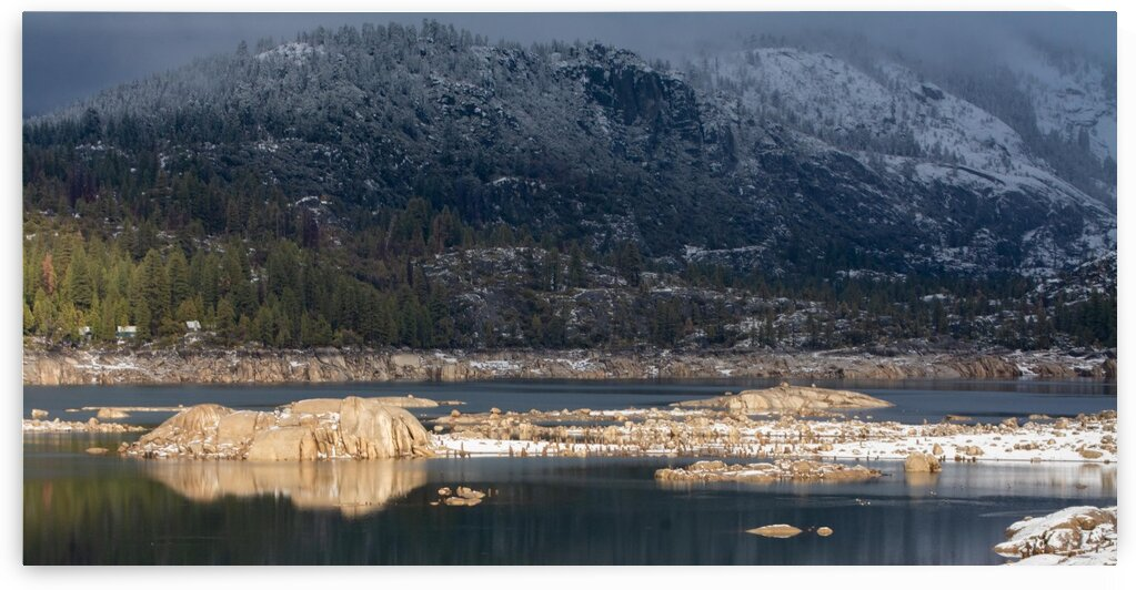 Pinecrest Lake CA by Greg Scafidi Photography