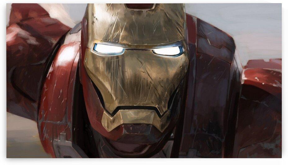 Iron Man by Mutlu Topuz