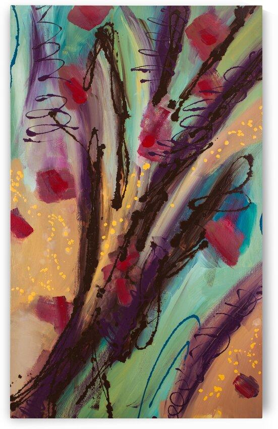 Retroactive Springboard by Dianne Bartlett