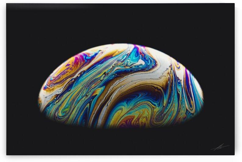 Cosmic Bubble by Zach Dittberner