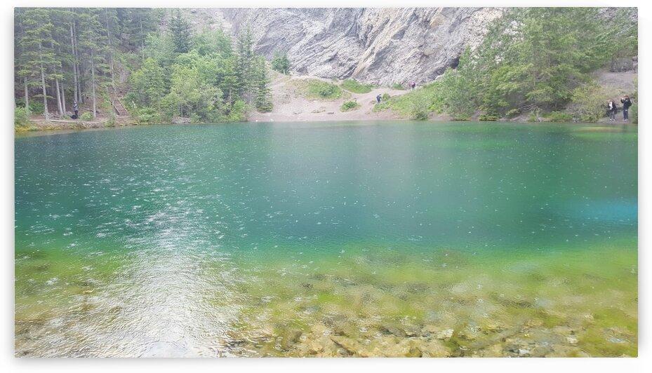 Grassi Lakes Alberta by Sara Mikhail