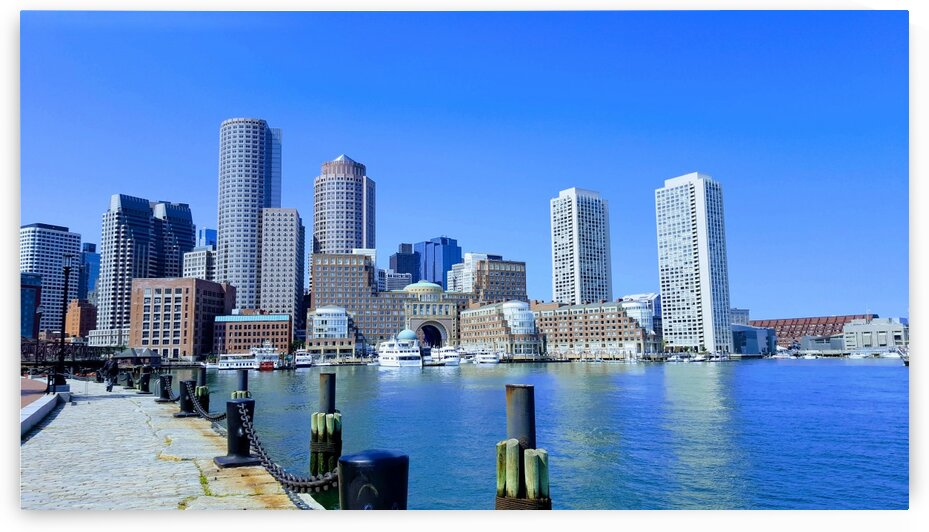 Boston by Sara Mikhail