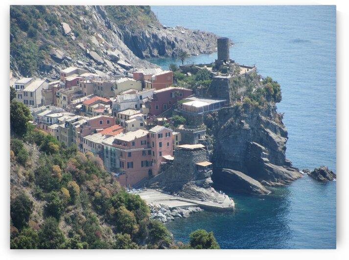 Cinque Terra Italy by Sara Mikhail