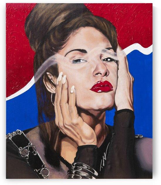 Selena by Artist Jones