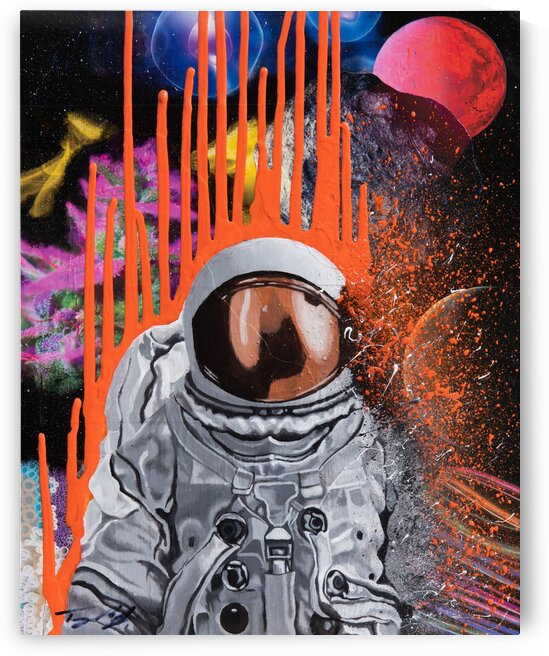 BEYOND: A Space Cadet Story by Artist Jones
