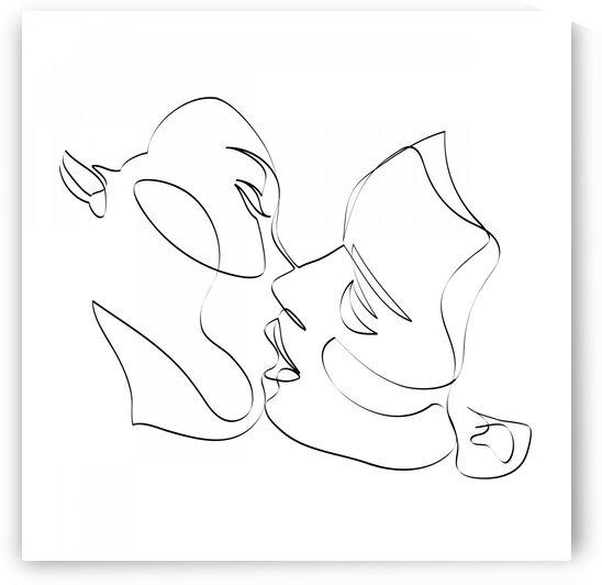Kiss me by Aquamarine