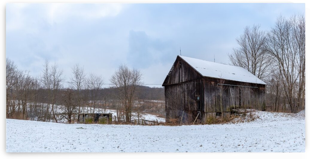 Classic Barn apmi 1528 by Artistic Photography