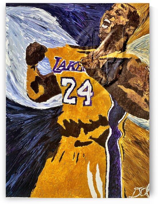 Kobe Bryant  by Darnell Clayton