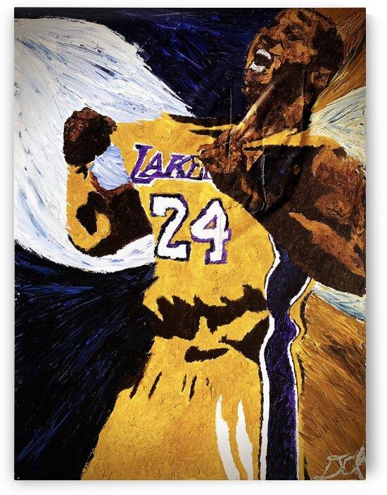 Kobe Bryant v2 by Darnell Clayton