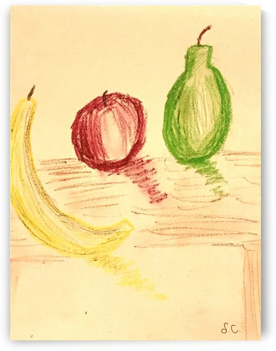 Fruit  by Susan C