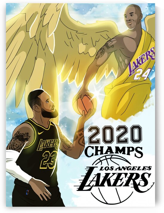 Lakers 2020  by Master Lip