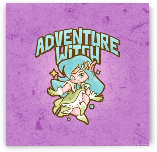 Adventure Witch by Bam Wilcox