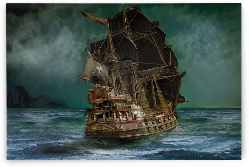 Pirates of the Caribbean by Lutz Roland Lehn