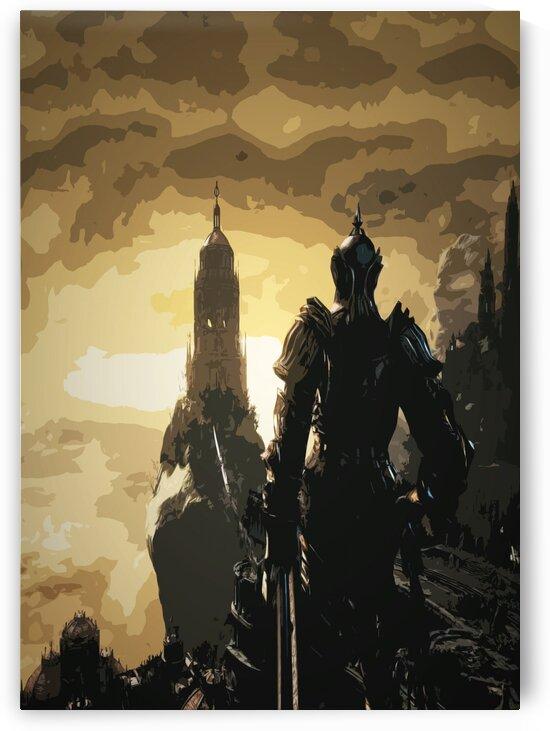 Dark Souls *The Ringed City* by Phantasmagorius