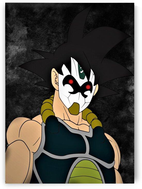 Dragon Ball *Bardock* by Phantasmagorius