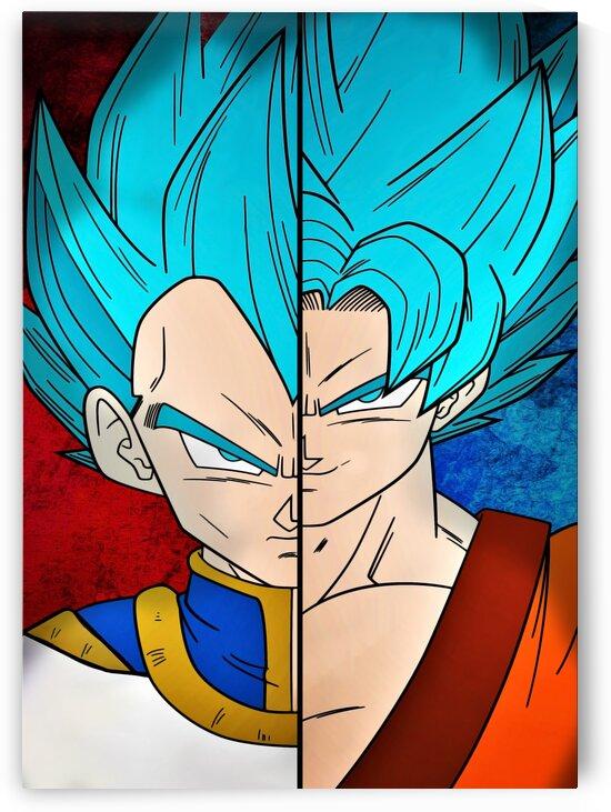 Dragon Ball *Super God Fusion* by Phantasmagorius