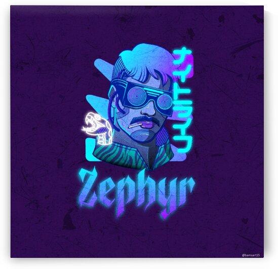 Zephyr by Bam Wilcox