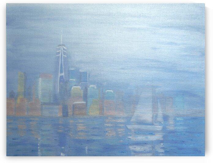 Mist by MJ Hoehn