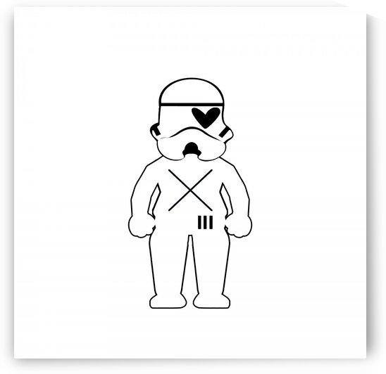 Fighter Trooper by GABA