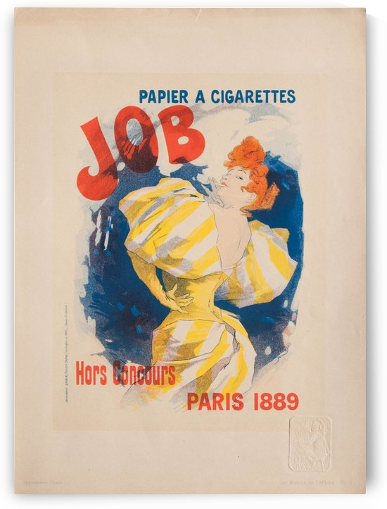 Hors Concours by VINTAGE POSTER