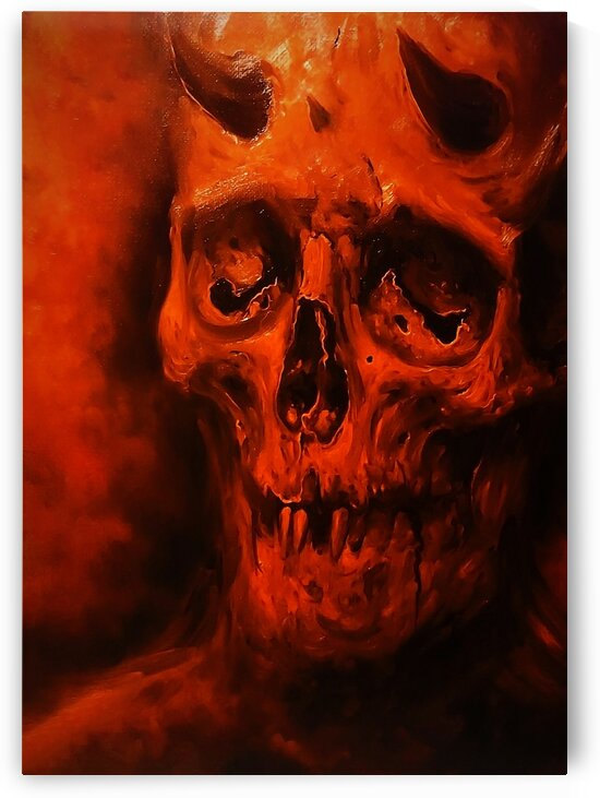 Nine Circles of Hell *Botis* by Phantasmagorius