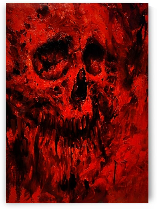 Nine Circles of Hell *Berith* by Phantasmagorius