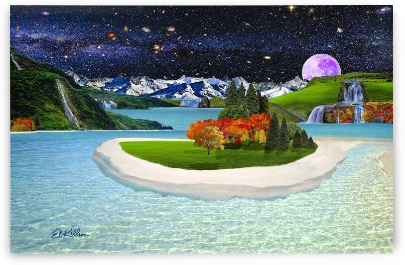 ISLAND NIGHT by E D Killion