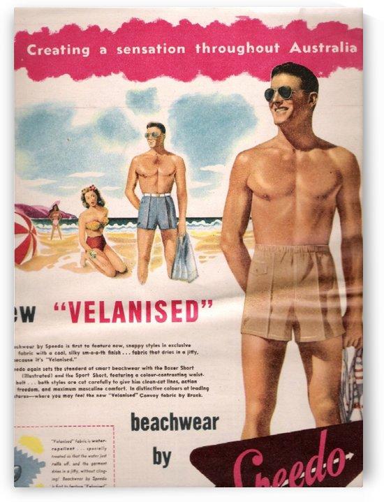 Australian vintage poster by VINTAGE POSTER