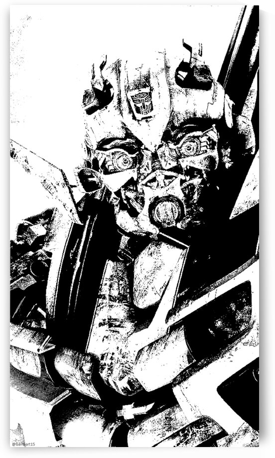 Bumblebee by Bam Wilcox