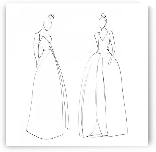 fashion girs 01 by Aquamarine