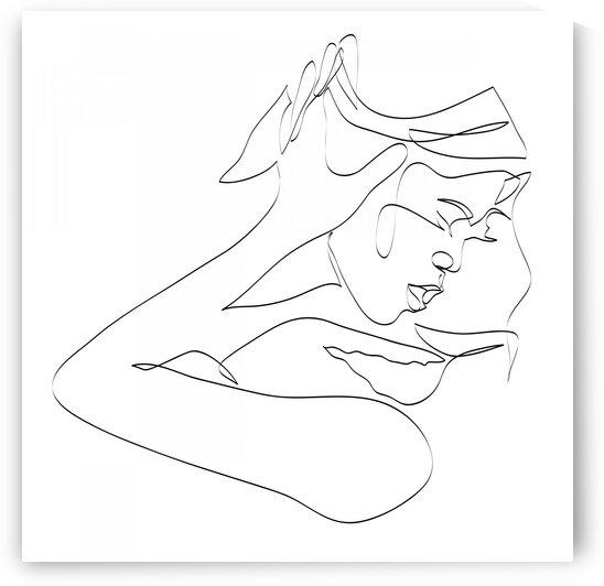 Kiss II by Aquamarine