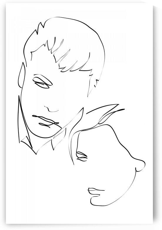 Couple by Aquamarine