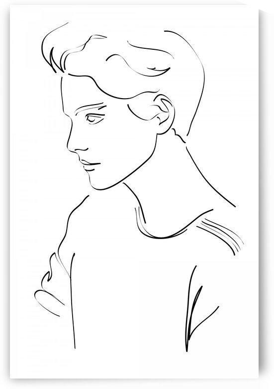 fashion woman VI by Aquamarine