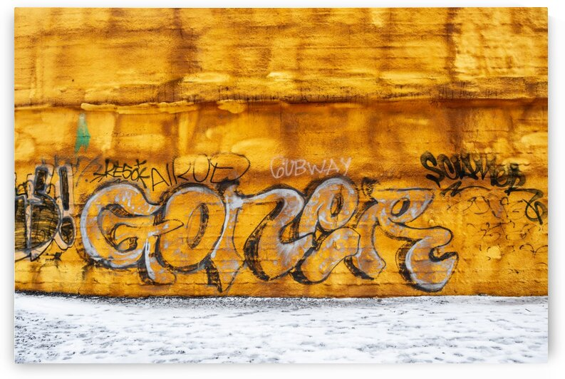 Street Art Graffiti by Michael Ozimko