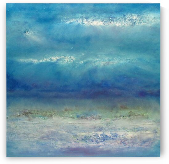 Infinity Beyond The Blue by Christine Cholowsky