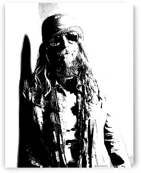 Rob Zombie by Bam Wilcox