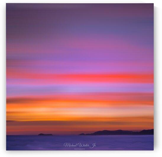 sunrise art by Michael Winter Jr Photography