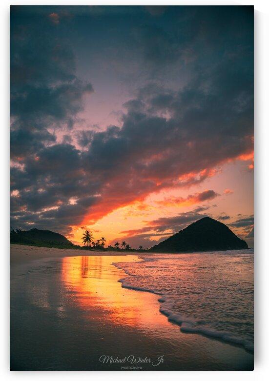 long bay foamwater5 by Michael Winter Jr Photography