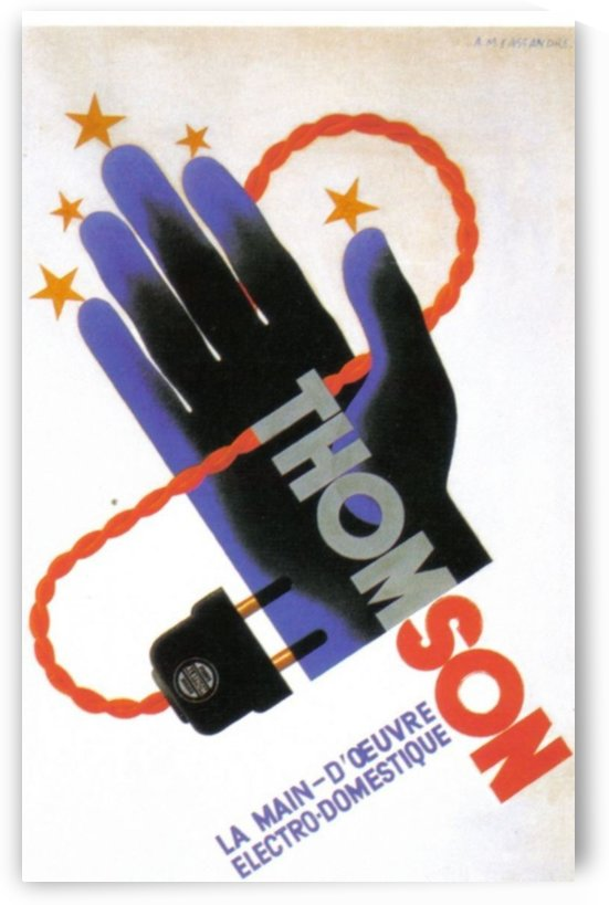Thomson by VINTAGE POSTER