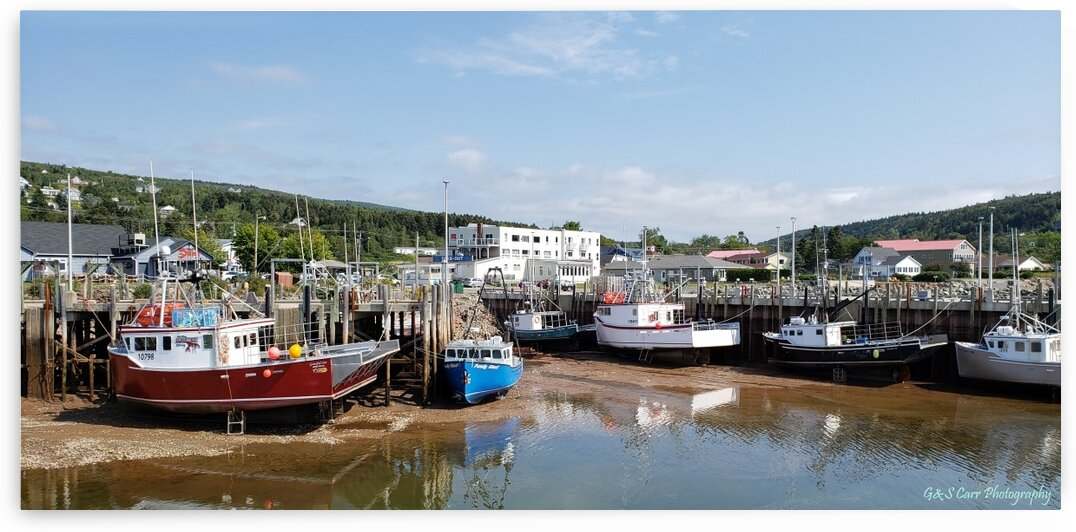 Alma Harbour by G&S Carr Photography