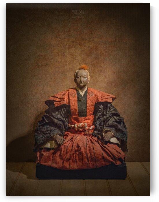 Samurai by Daniel Thibault artiste-photographe
