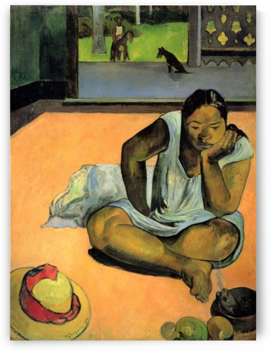 Te Faaturama by Gauguin by Gauguin