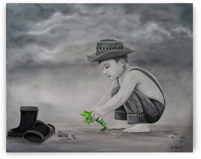 Little Prince by Christine Cholowsky