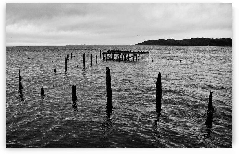 Broken Pier by Lemon Photography