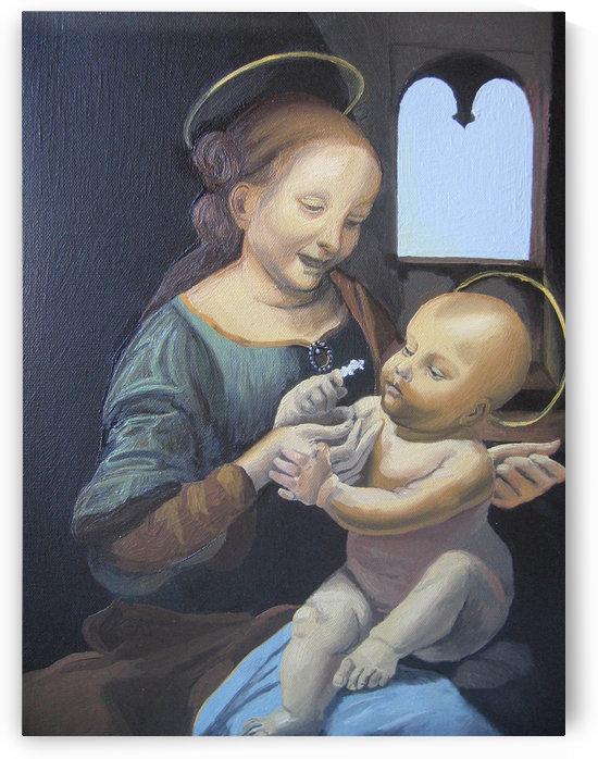 Benois Madonna by Arlidar