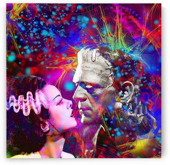 Frankenstein s Bride by Matthew Lacey