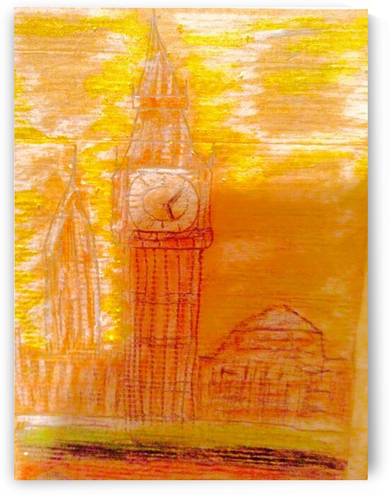 i.               3. Views. Of London.                .2594 by Texture and colour