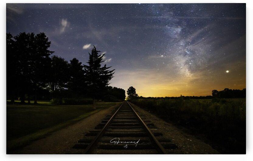Homeward by Alex Beemer